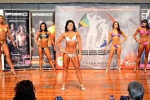 IFBB provincial August 2014 bikini fitness division